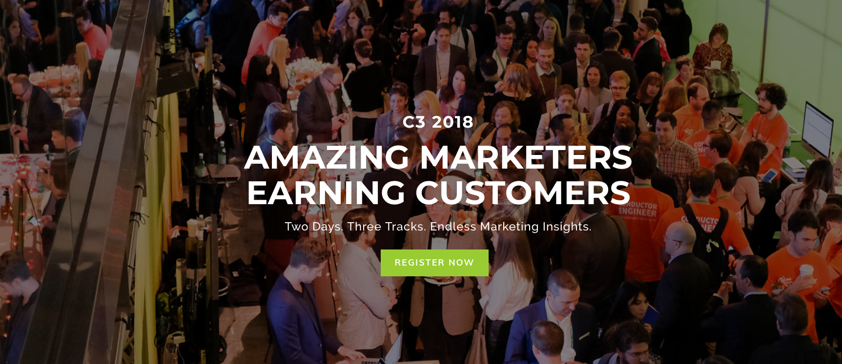 C3 2018 Marketing Conferences
