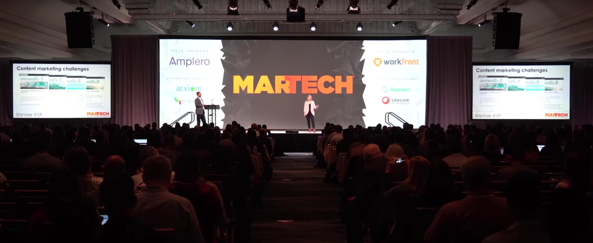 MarTech 2018 Marketing Conferences
