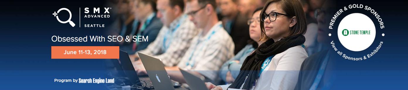 SMX Advanced 2018 Marketing Conferences