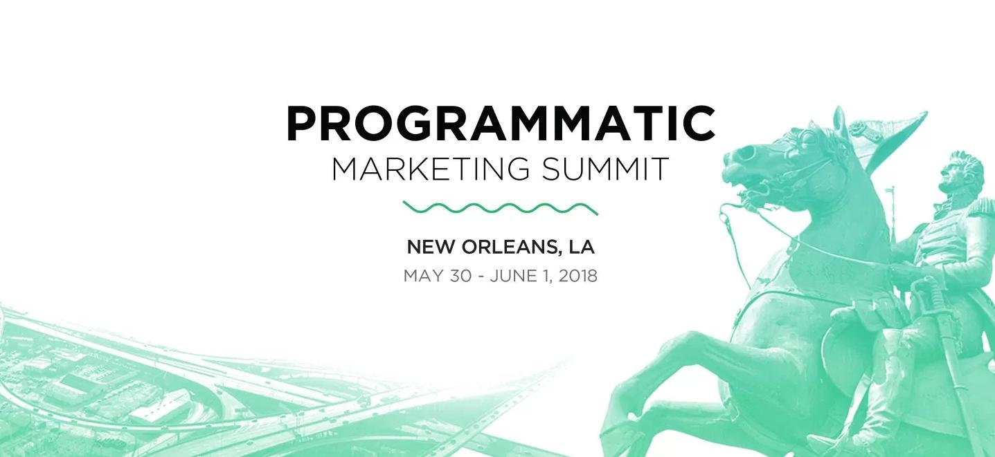 Digiday Programmatic Marketing Summit 2018 Marketing Conference