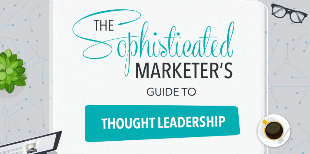 LinkedIn Content Marketing Thought Leadership