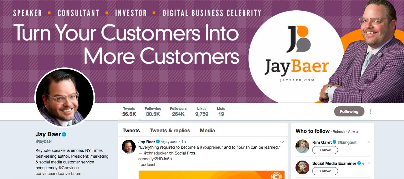 Jay Baer Top Digital Media Influencers