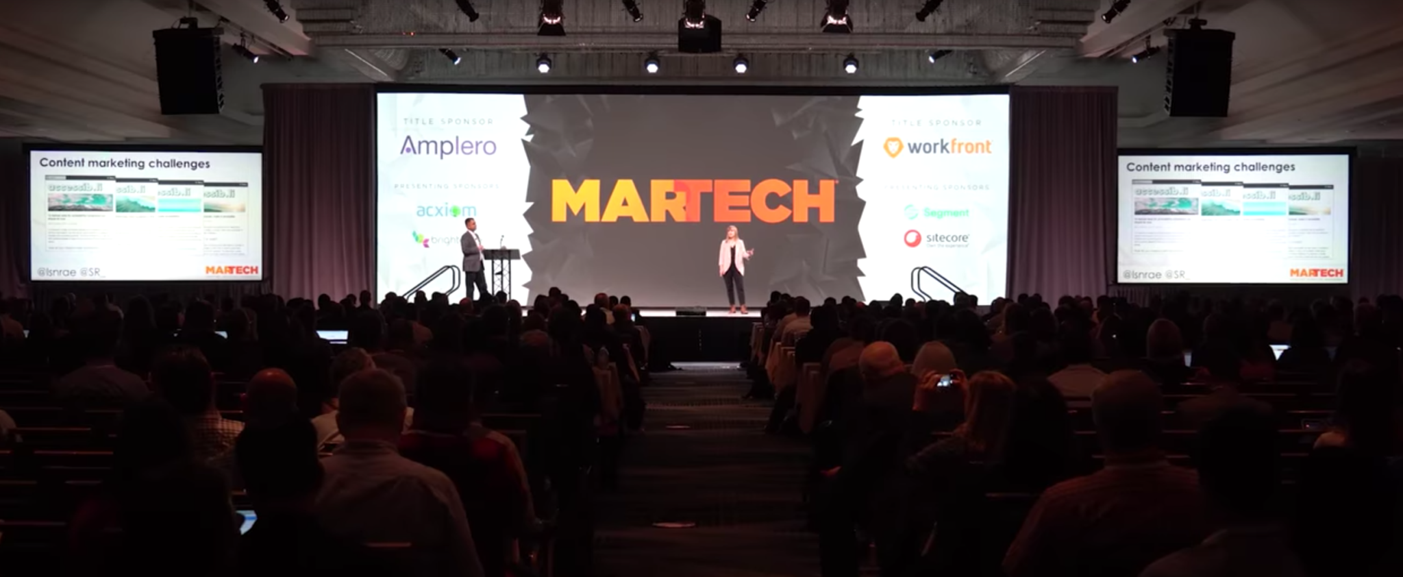 MarTech 2018 Marketing Conferences