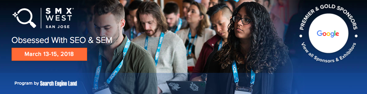 SMX San Jose 2018 Marketing Conferences