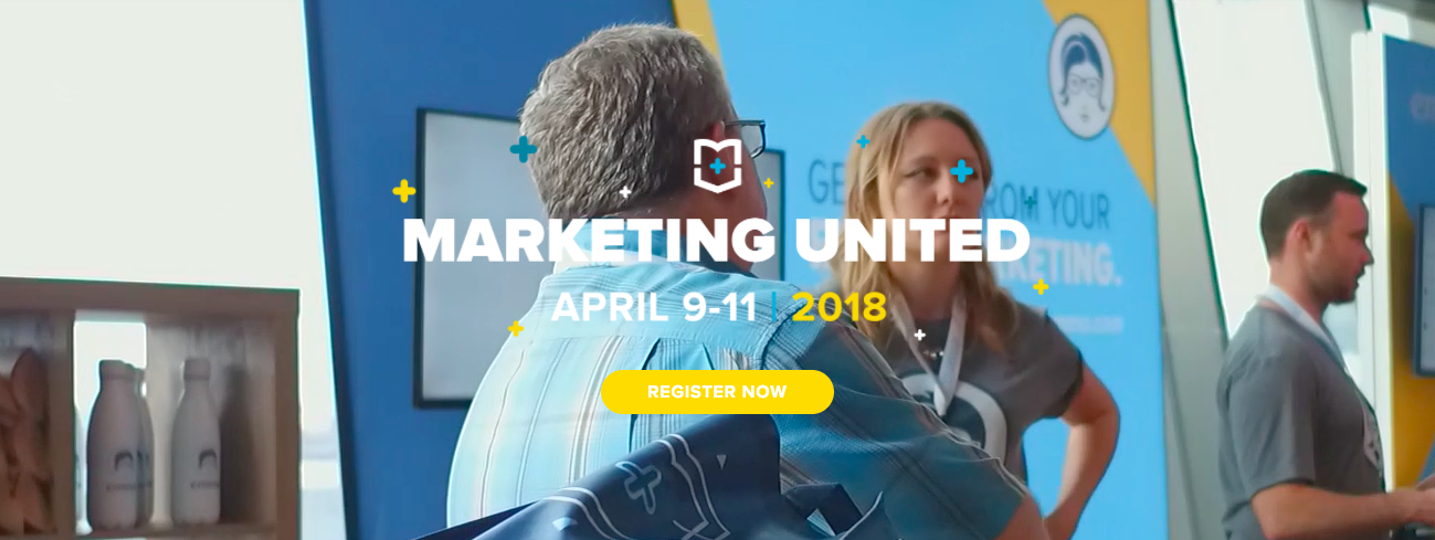 Marketing United 2018 marketing conferences
