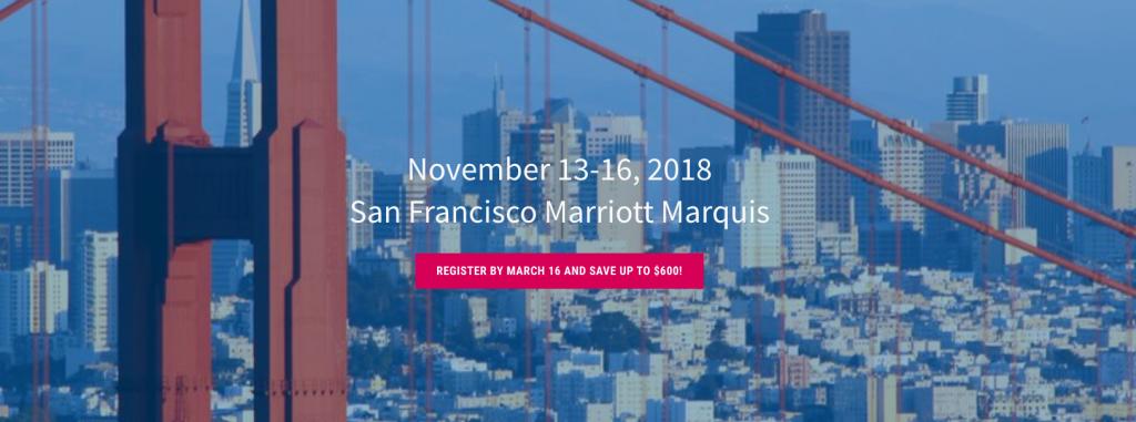 B2B Marketing Forum 2018 Content Marketing Events