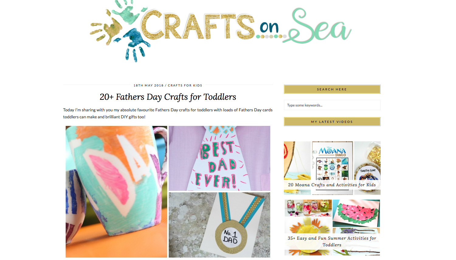 blogs craft diy crafts sea crafty business