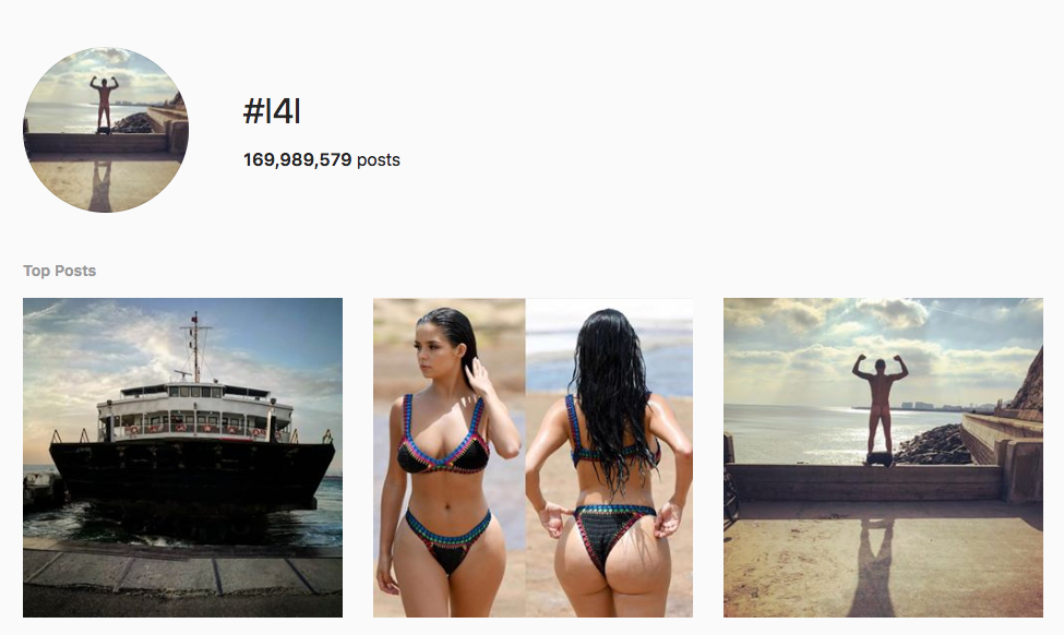 #l4l top instagram hashtags