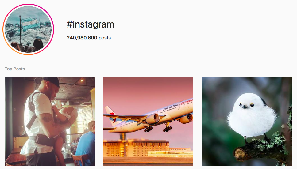 #instagram Trending Instagram Hashtags