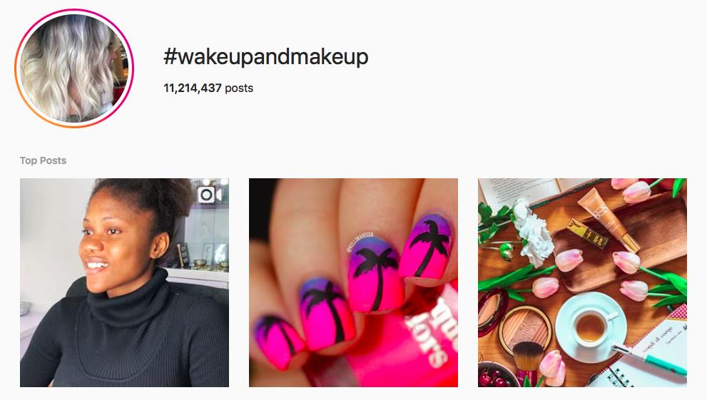 Beauty Hashtags: 10 Top Beauty Hashtags For Instagram
