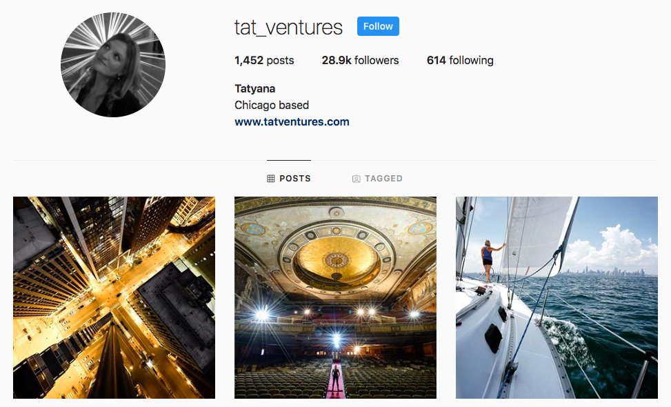 Tatyana top Chicago Influencers