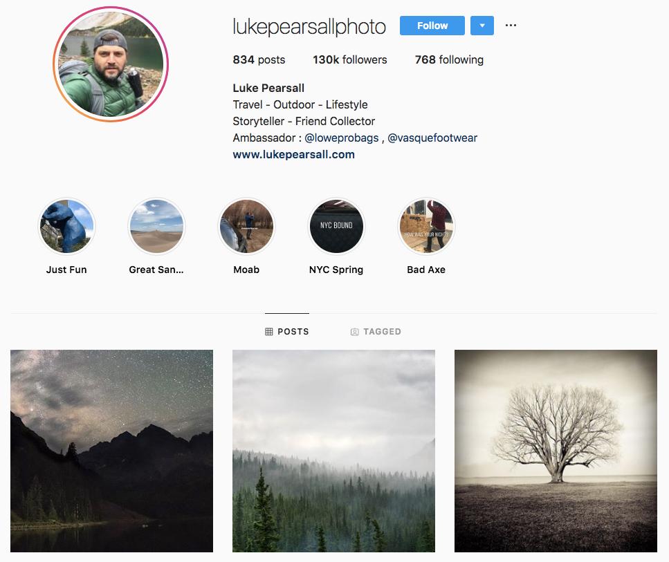 Luke Pearsall Top Los Angeles Social Media Influencers