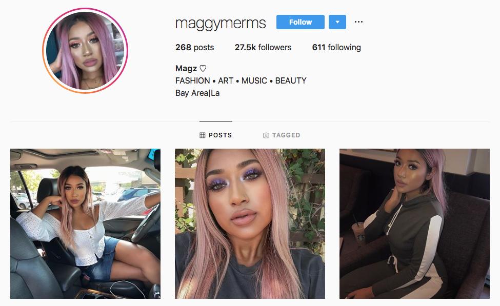 Magz Top Los Angeles Social Media Influencers