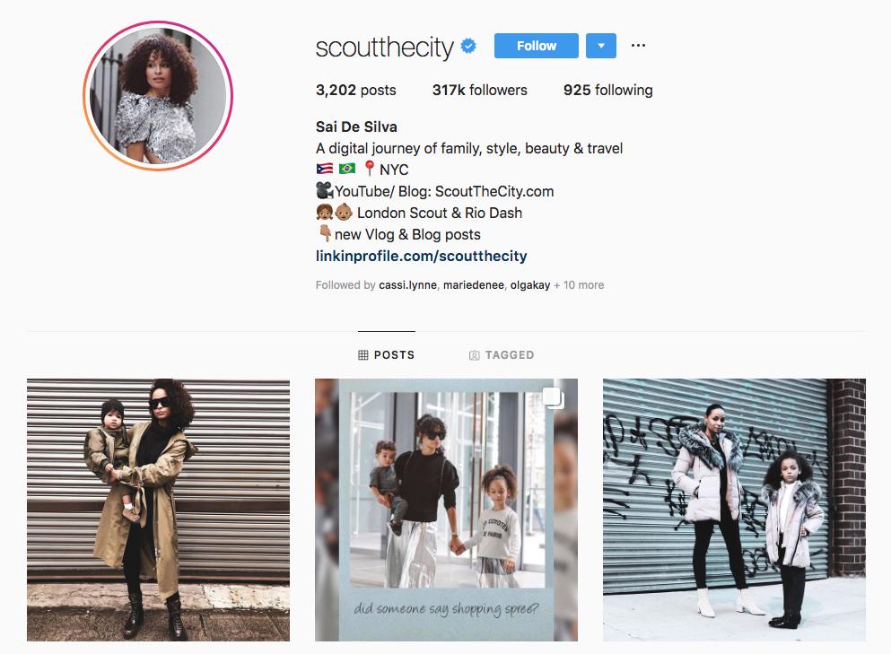 Sai De Silva Top New York Influencers