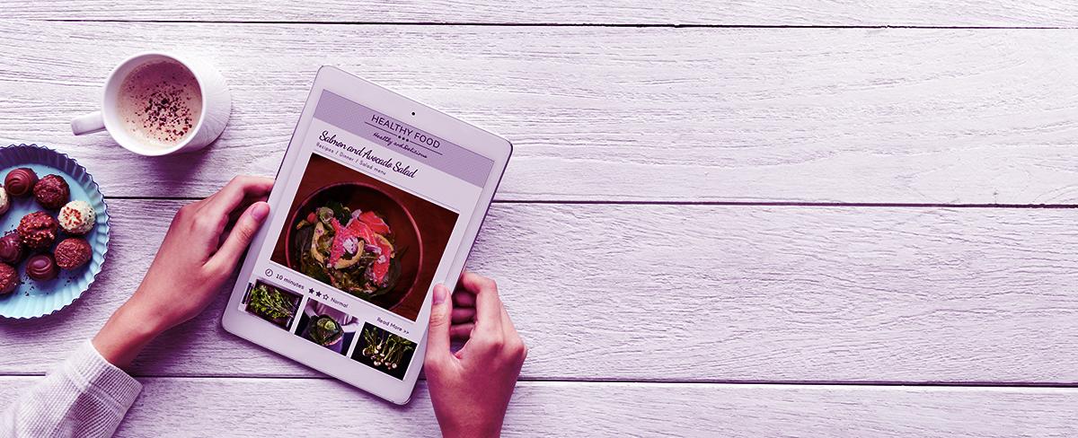 Recipe Content Marketing